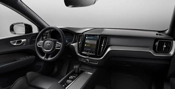 全体提供2.0T发动机 新款沃尔沃XC60实拍图曝光