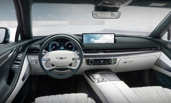 捷尼赛思发布首款电动汽车G80 续航500公里