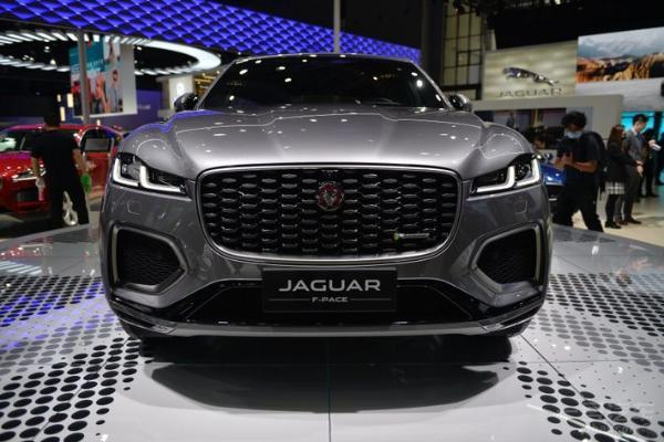 新款捷豹F-pace上海车展上市 起售价为45.6万
