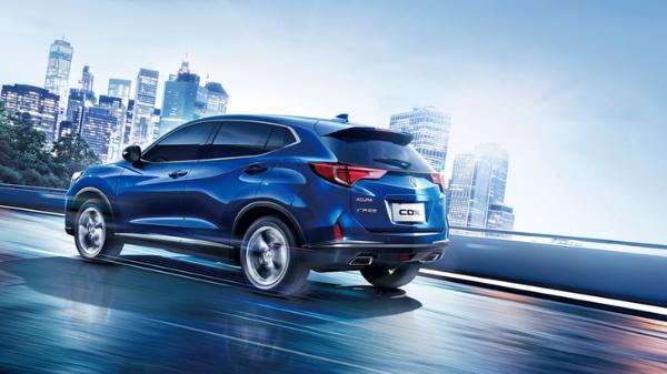 广汽讴歌新款CDX尊享版4月17日上市 上海车展再发重磅车型
