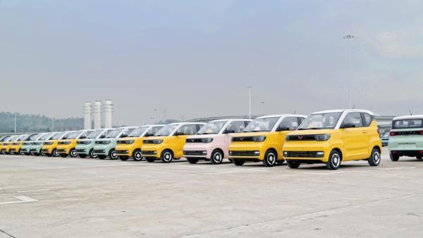 上汽通用五菱3月销量公布 销量破18万 同比增长44.1%