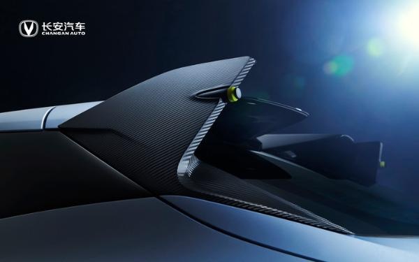 长安UNI-T运动版细节官图发布 碳纤维加持 运动感爆棚