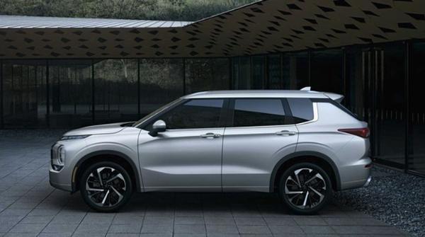 全新一代三菱欧蓝德10月国产 增混动版车型