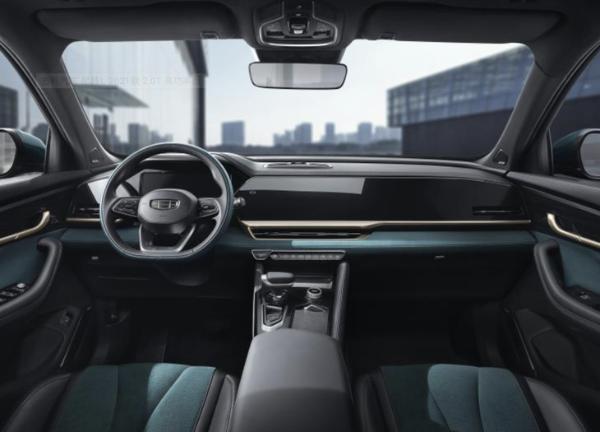 2021上海车展:吉利星越L正式开启预订