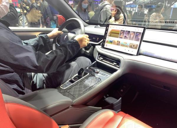 2021上海车展:全新欧拉大猫正式发布