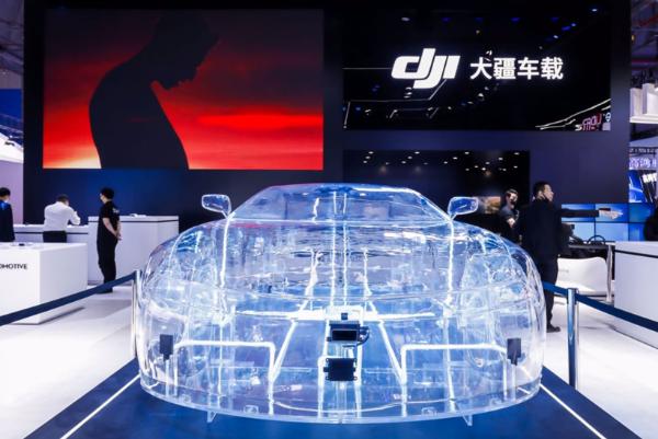 大疆入局智能驾驶领域,量产车型今年落地