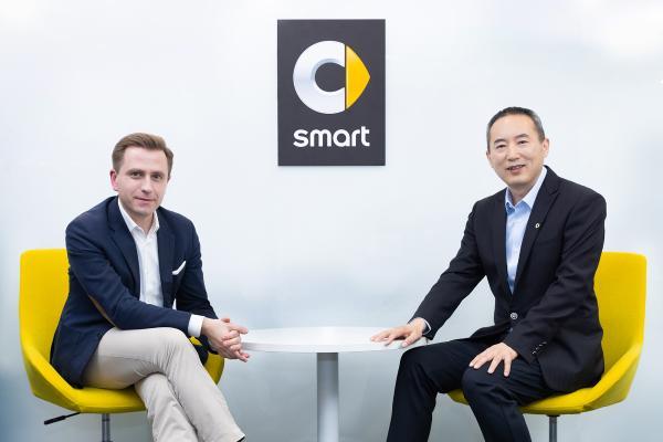 smart全新概念车将于今年9月慕尼黑国际车展全球首秀
