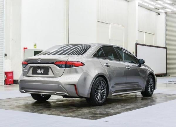 广汽丰田凌尚将于今年6月上市 搭凯美瑞同级发动机
