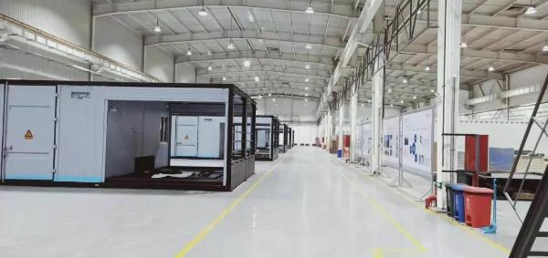 爱驰汽车携手蓝谷智慧能源探索换电新模式