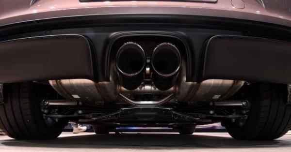 2021上海车展:保时捷718 Spyder正式上市 售73.8万元