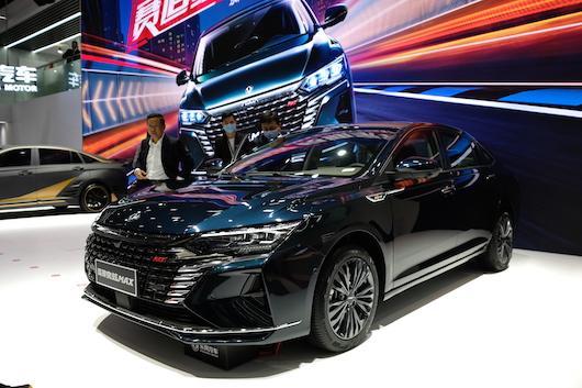 【车展·新车】奕炫MAX才是家轿该有的样子