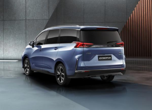 上汽大通MAXUS G50 PLUS正式上市 售价区间11.88万—14.98万
