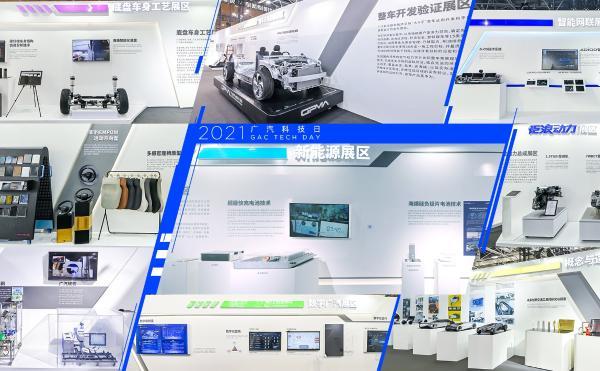 2021广汽科技日,围绕现实构建未来