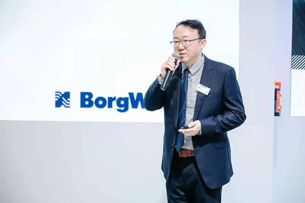 【车展·战略】未来十年的博格华纳,近一半的销售额将来自电气化业务