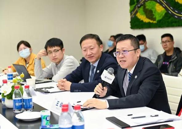 """长安汽车总裁王俊:必须打造新的高端品牌 """"缺芯""""迟早都要解决"""