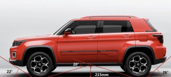 北京越野BJ30将4月16日上市 预售10.60-12.60万元