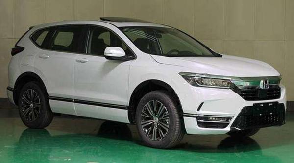 本田皓影PHEV将于上海车展亮相 百公里油耗仅为1.3L