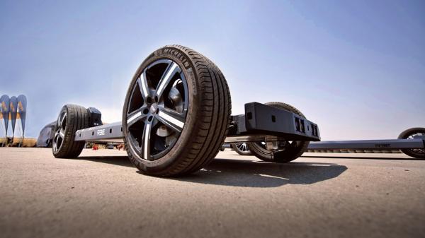 麦格纳将与以色列初创企业合作开发模块化电动汽车