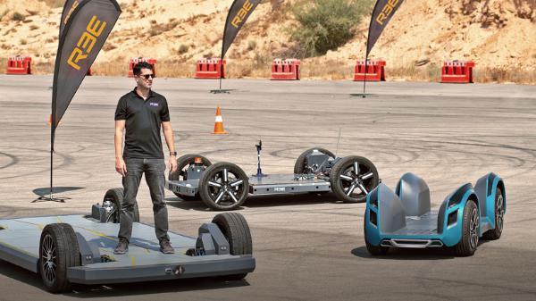 麦格纳将与以色列初创企业合作研发模块化电动车