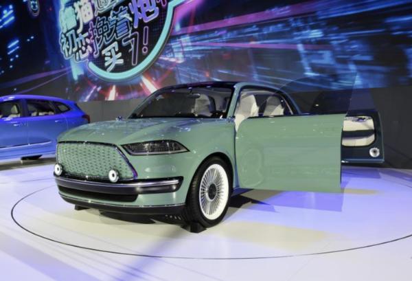 长城轿车项目归于WEY高端品牌旗下 将于5月发布