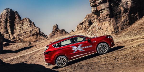 捷途X70 PLUS新增车型上市 8款车型/售价10.19万元起