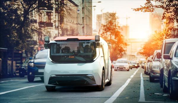 邮轮将于2023年开始在迪拜部署自动驾驶出租车