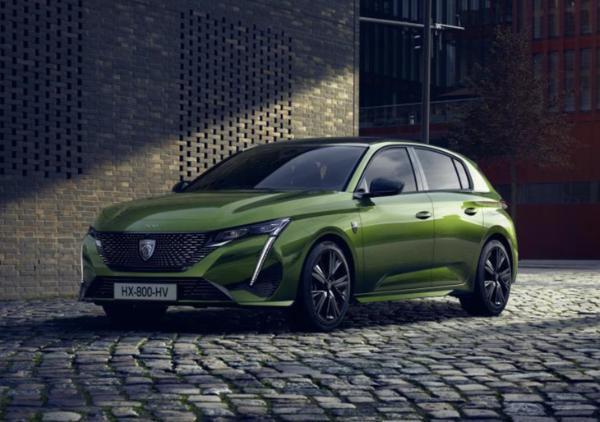 新的标致308将于2023年推出纯电动车型 或将基于电子VMP平台建造