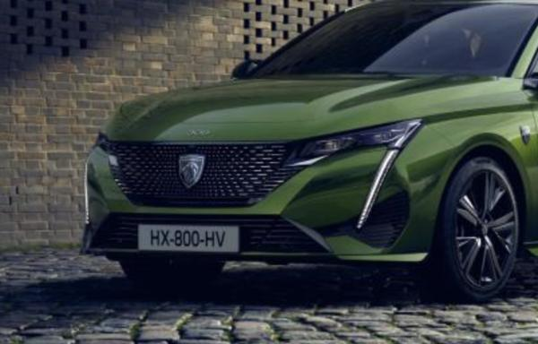 全新标致308将于2023年推出纯电车型 或将基于e-VMP平台打造