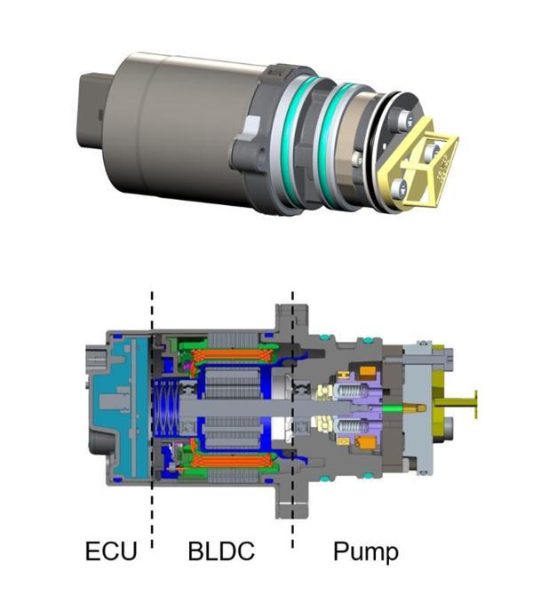 博格华纳电动汽车用创新扭矩矢量双离合器系统