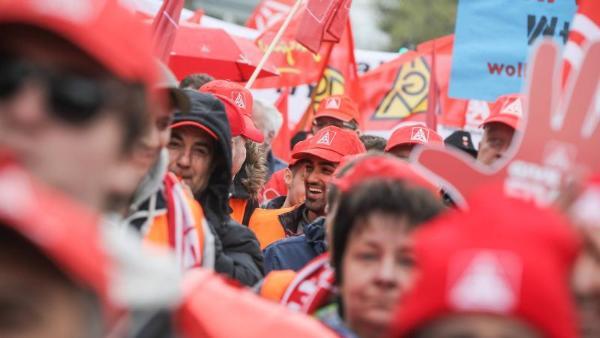 大众汽车和德国金属工会敲定工资协议