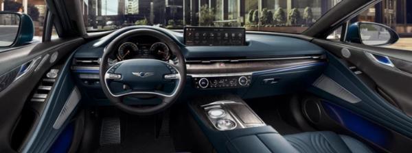 现代豪华品牌捷尼赛思入华 G80/GV80两款新车正式发布