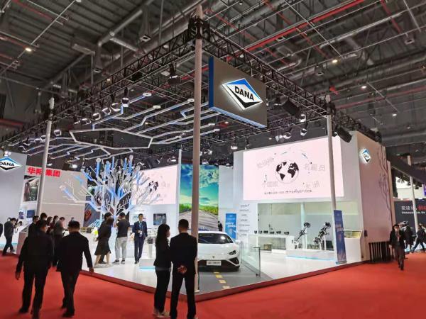 为电气化时代做好准备,德纳今年车展带来了哪些新技术?