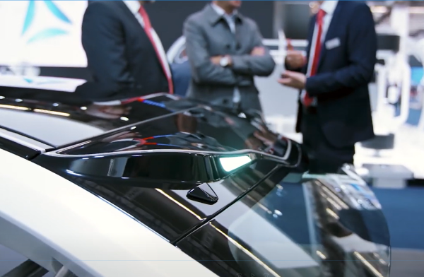 RoboSense和Webasto达成战略合作,打造全球首款集成固态激光雷达的智能车顶