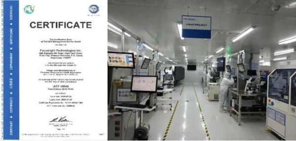 新品发布 | 炬光科技推出905nm线光斑激光发射模组LE02