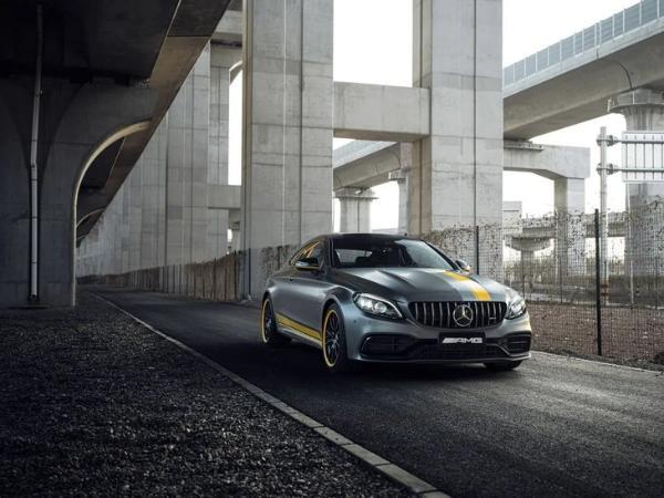 梅赛德斯-AMG双车上市 售价97.88万元起 C 63且买且珍惜
