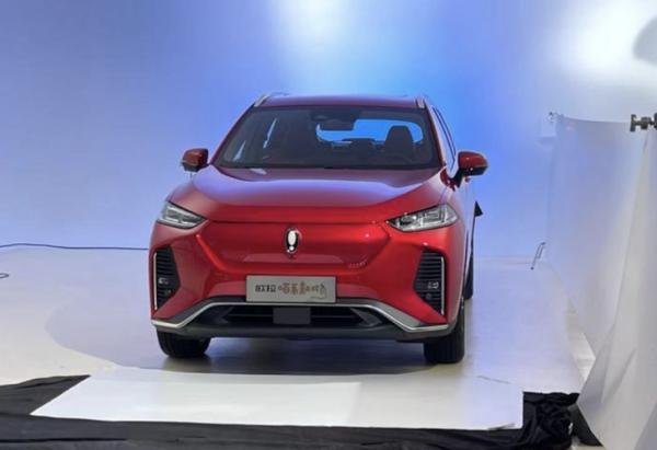 欧拉全新SUV车型实拍图曝光 将于上海车展开启征名