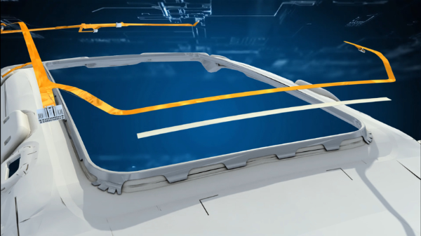 智能汽车新EE电气架构下的线束系统