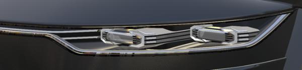 照亮未来,曼德光电亮相2021上海车展