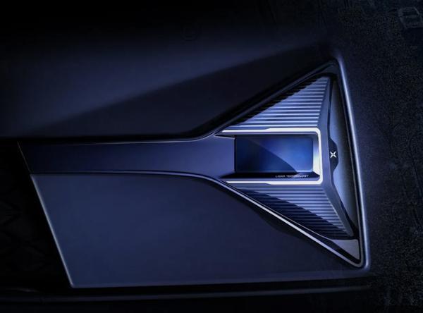 真锤!小鹏的新车将搭载激光雷达 首次亮相上海车展