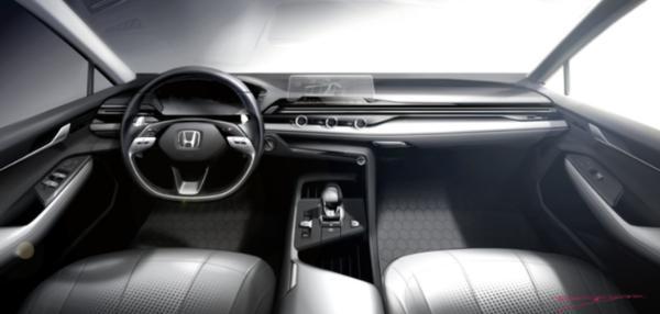 本田发布最新内饰设计理念 全新思域成首搭车型