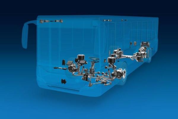 采埃孚推出新软件 可提升商用电动汽车的效率和电池寿命