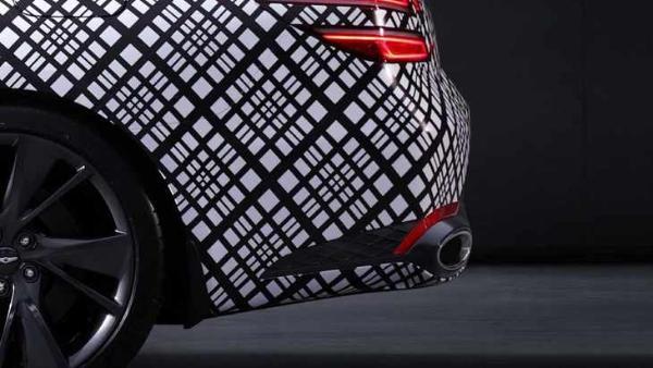 捷尼赛思G70旅行版最新预告图发布 预计下半年正式发布