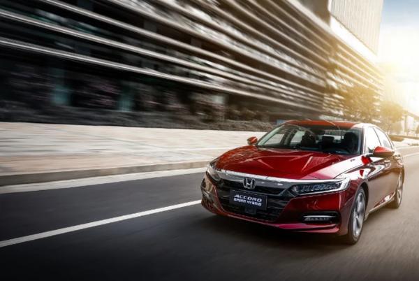 广汽本田4月销量公布 累计超7万辆 前4月增长46.4%