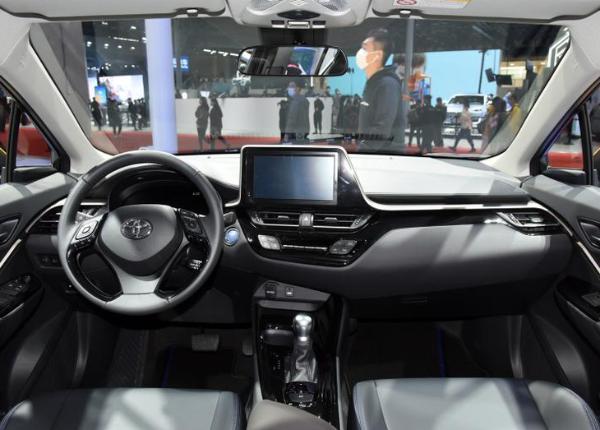 广汽丰田C-HR双擎版消息 将5月28日正式上市