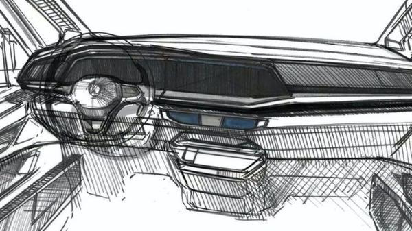 大众T7 MPV最新预告图曝光 于6月10日全球首发