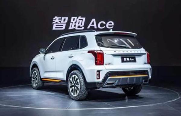 起亚智跑Ace将于7月1日上市 换装全新品牌标识