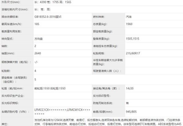 丰田奕泽IZOA最新消息 6月上市/新增混动车型