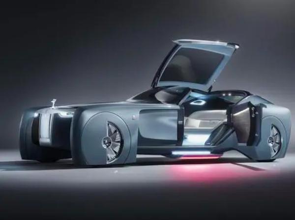 或采用颠覆化设计 劳斯莱斯首款纯电动车2030年前推出
