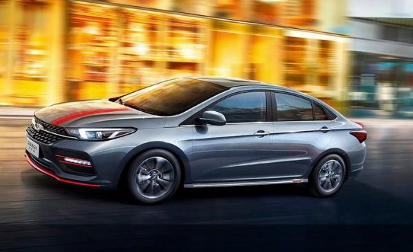 售12.98万元 奇瑞艾瑞泽GX冠军版新增车型上市