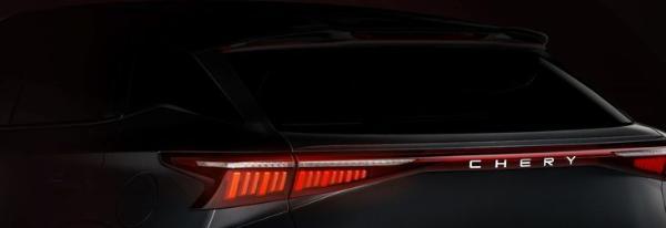 """奇瑞发布全新SUV渲染图 代号""""X-C"""""""